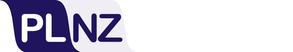 PLNZ Logo Reversed